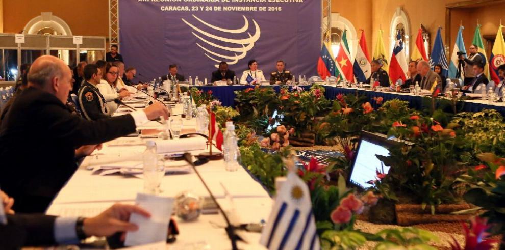 Consejo de Defensa de la Unasur se reúne en Caracas