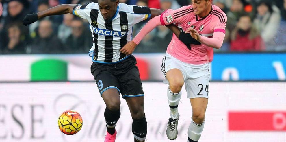 Juventus muestra su poder con goleada ante el Udinese