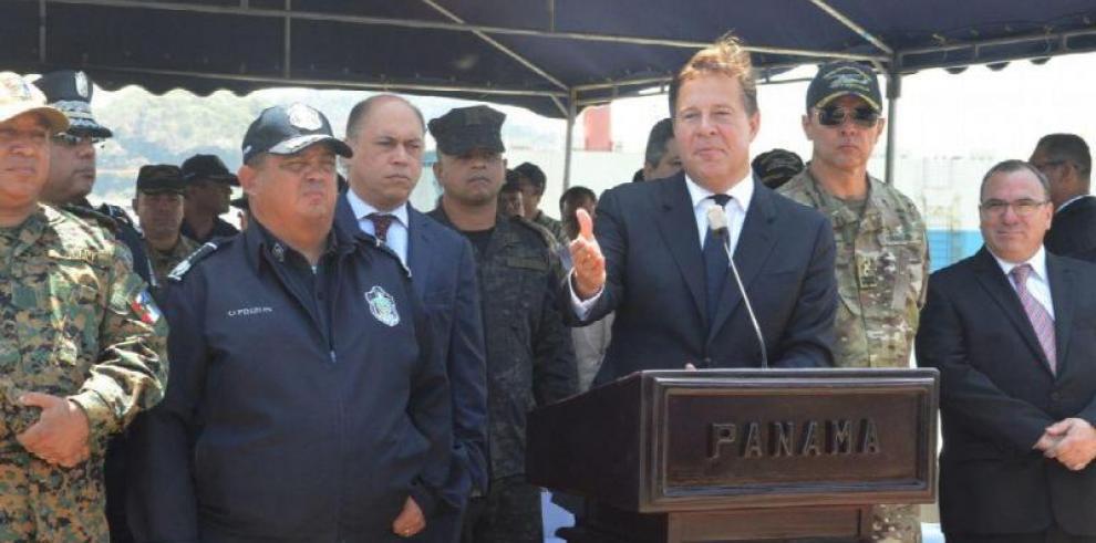 Varela deroga decreto sobre jubilaciones de laPolicía Nacional