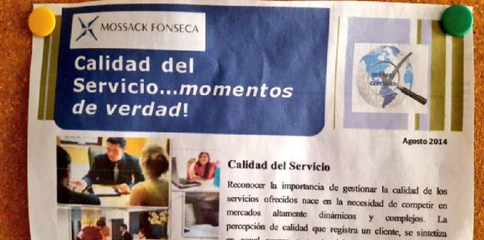 Allanada sucursal de Mossack Fonseca en El Salvador