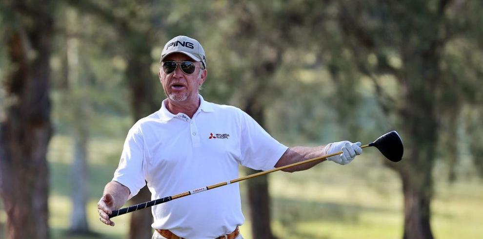 Jiménez ve en Cuba un potencial del golf