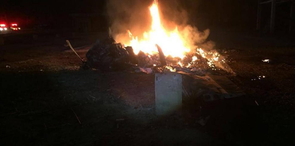 Dos muertos al estrellarse una avioneta con cocaína en Costa Rica