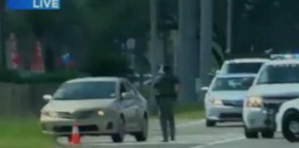 Varios policías tiroteados en Baton Rouge