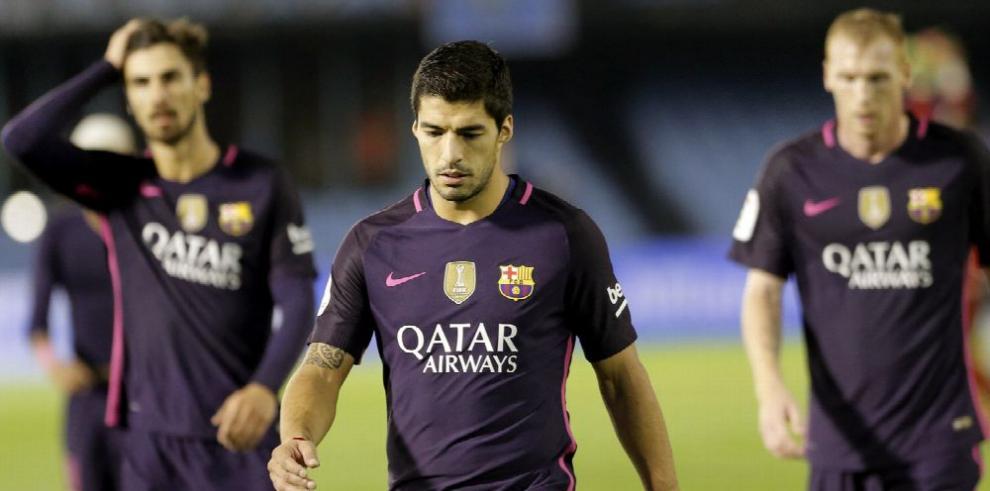 Barsa ha dejado ocho puntos en el camino, en siete jornadas