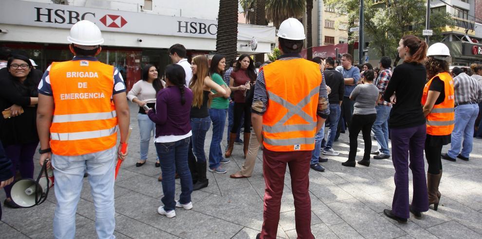 Sismo de 5,4 en escala de Richter desata alarmas en Ciudad de México