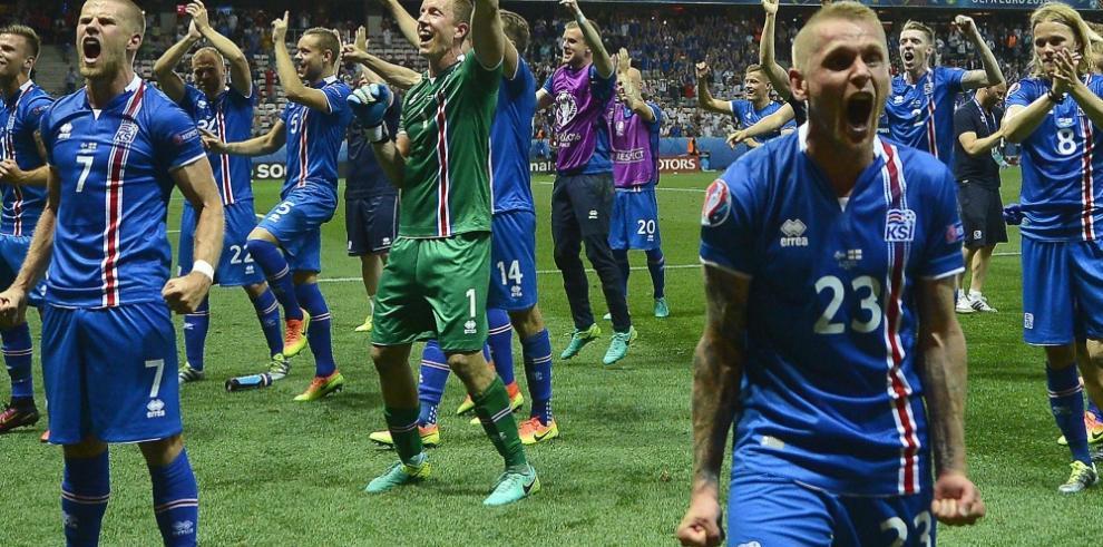 Islandia hace historia, al eliminar a Inglaterra de la Eurocopa