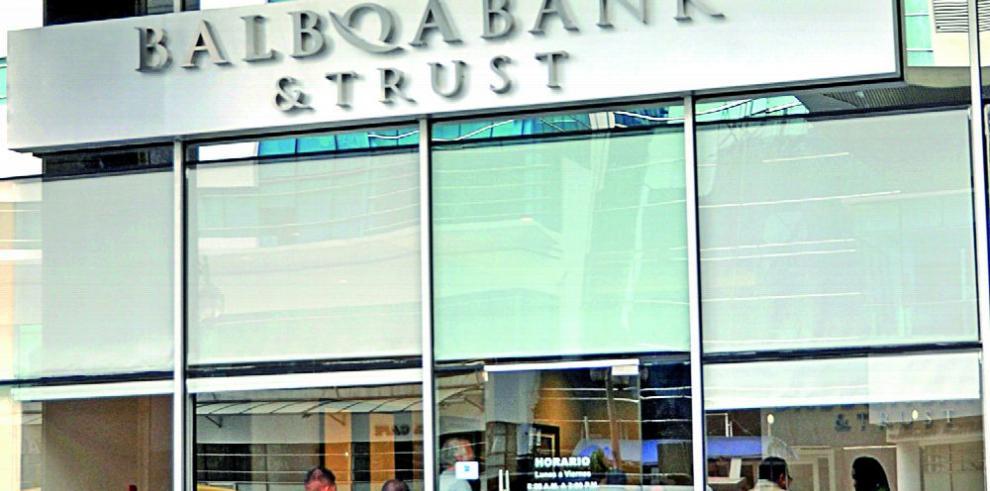 Intervención del Balboa Bank es 'un duro golpe'