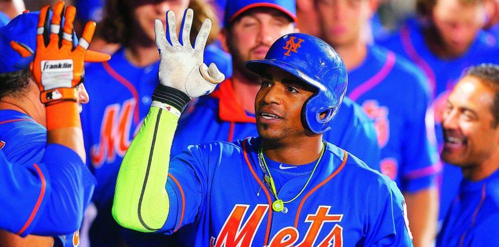 Los Mets se acercan al cubano Céspedes