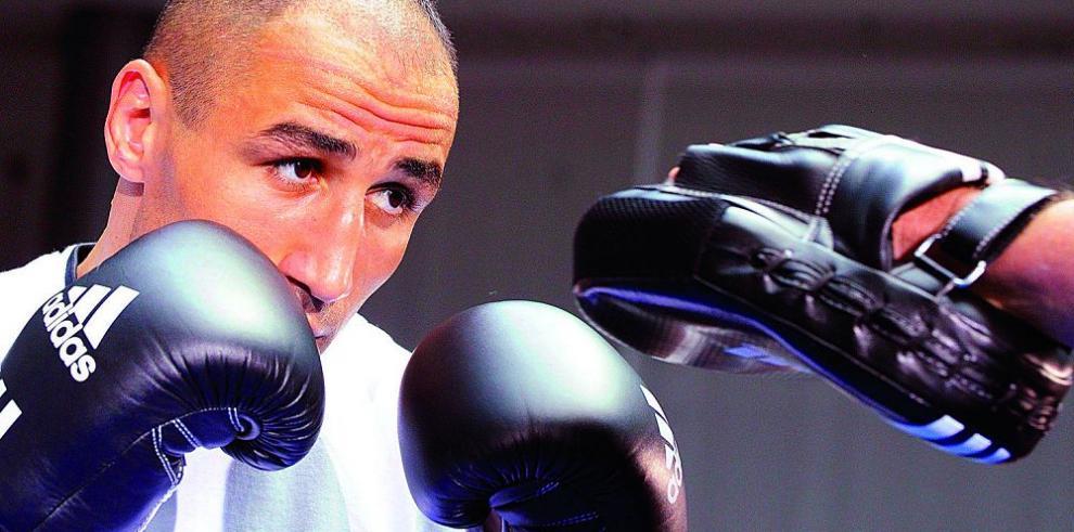 Abraham defenderá su cinturón contra el mexicano Ramírez en Las Vegas