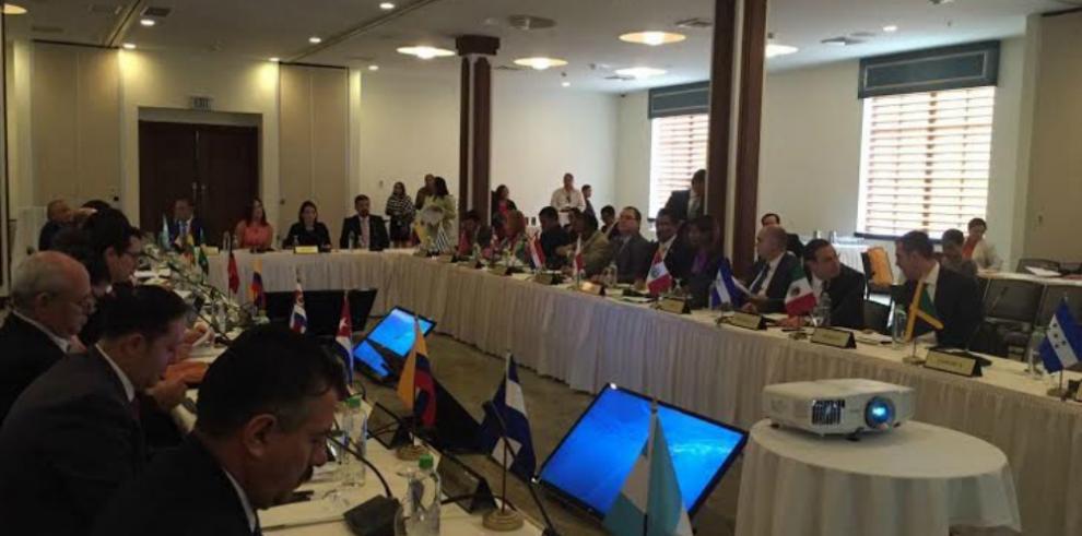 Ministros y autoridades de ambiente de 33 países se reúnen en Panamá