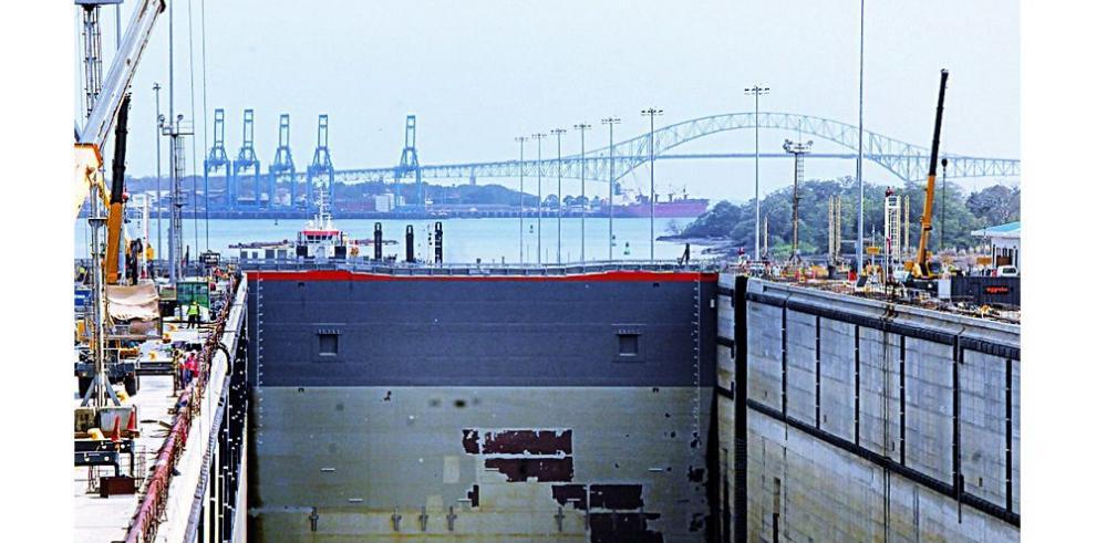 Canal realizará pruebas de navegación en junio