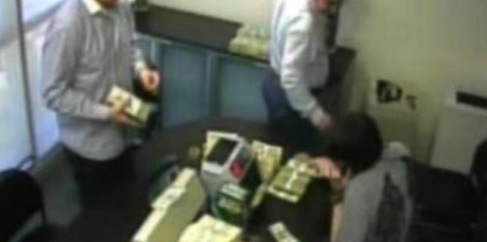 Vídeo de supuesto lavado dinero salpica a colaborador delKirchnerismo