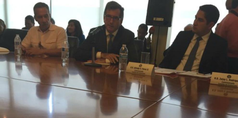 Credenciales ratificó a Francisco Sierra en la ACP