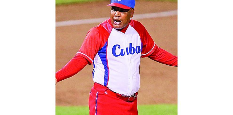Víctor Mesa dirigirá a Cuba ante los Rays en La Habana