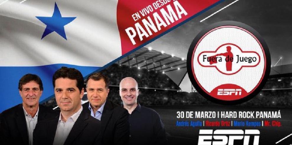 'Mister Chip' viene a Panamá