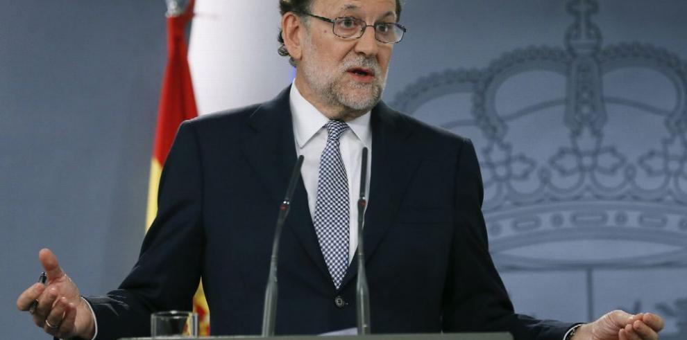 Rajoy acepta formar Gobierno, pero con sus condiciones