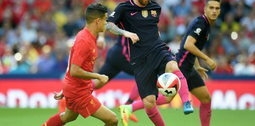 Liverpool desnudó las carencias del Barsa