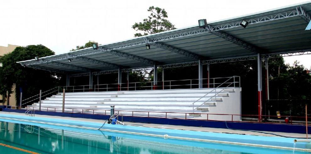 Mejoras en piscina