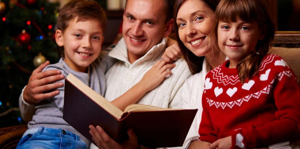 Familia unida por una meta en común