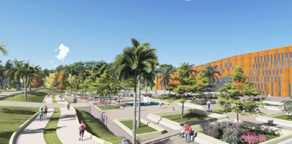 El Parque Municipal Norte ya cuenta con terreno propio