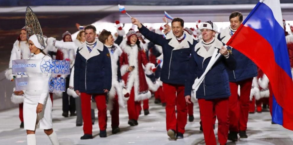 Más de mil atletas de Rusia se han dopado