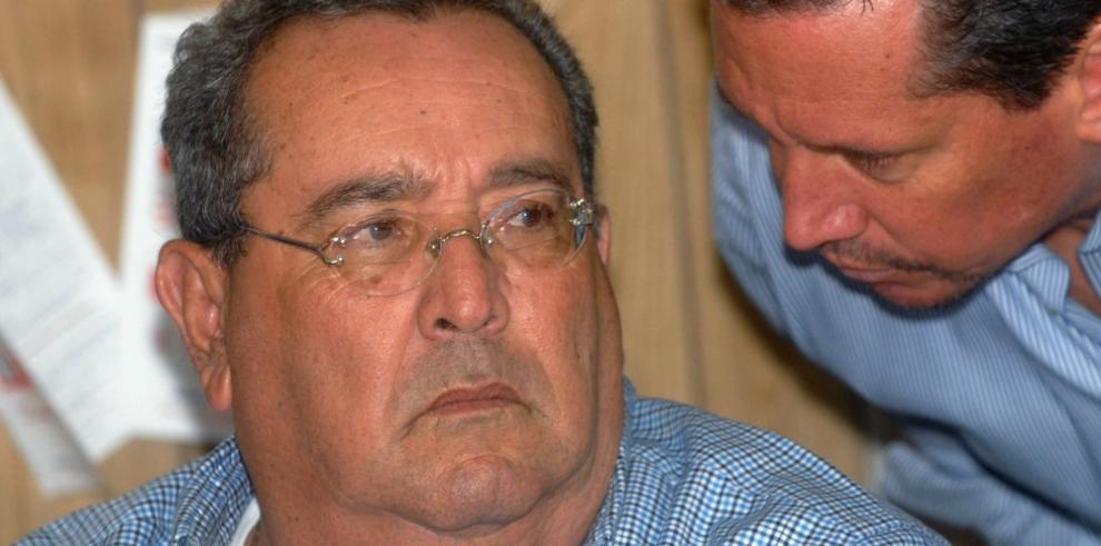 Nicaragua pide asistencia a Panamá por el caso de expresidente Alemán