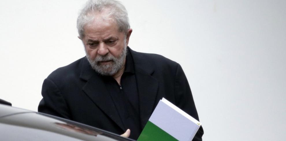 Lula da Silva niega cargos por ocultación de patrimonio