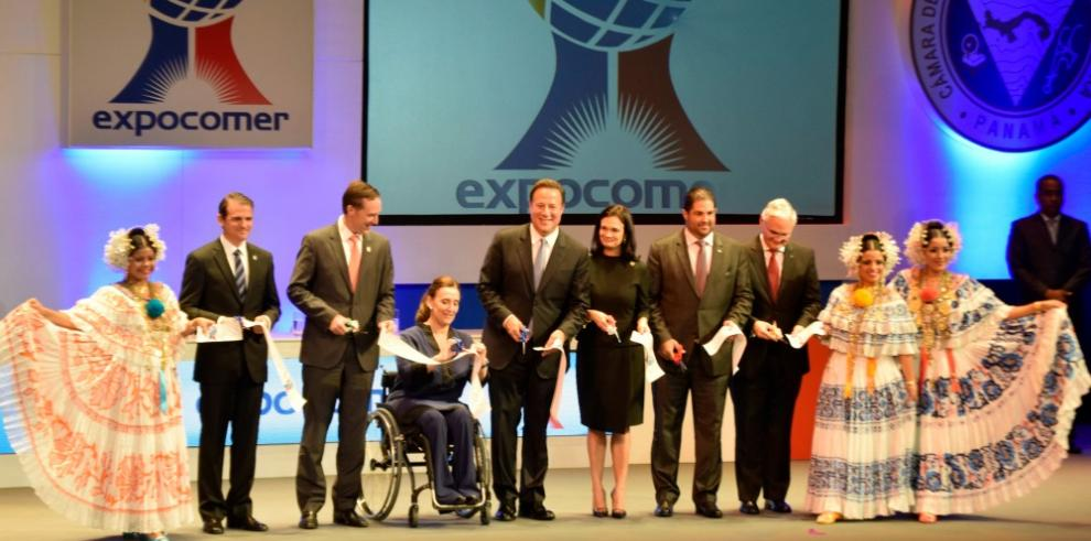 Expocomer 2016 abrió sus puertas