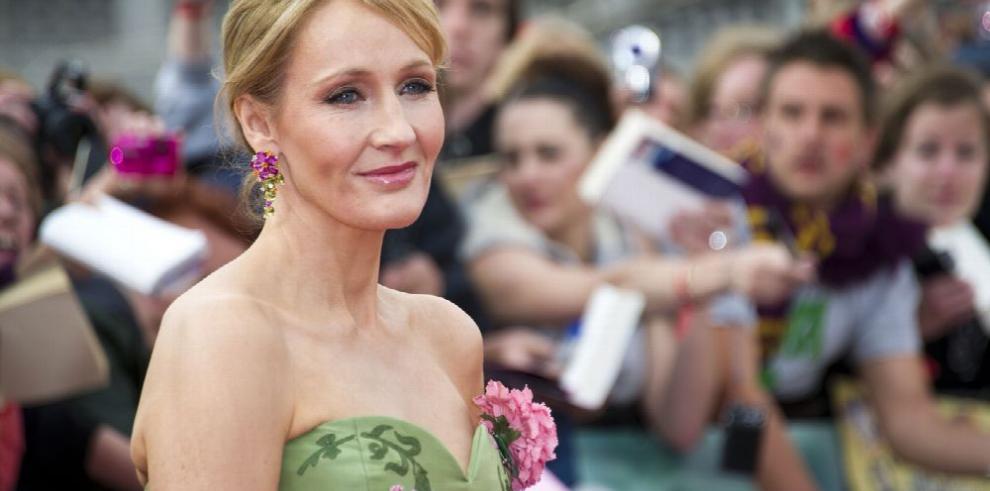 J. K. Rowling no va a seguir con Harry Potter