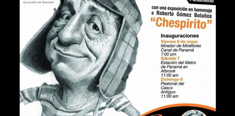 Exposición en honor a Roberto Gómez Bolaños