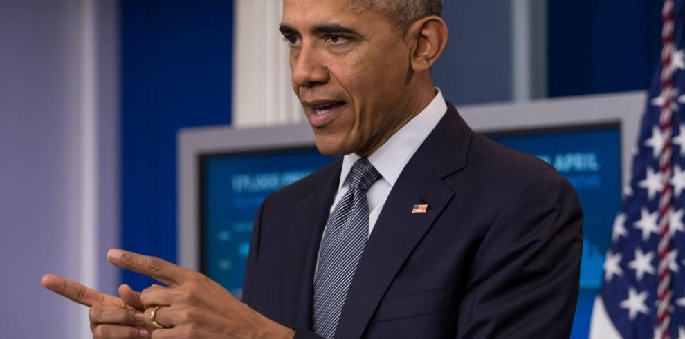 Obama subraya el problema global de la