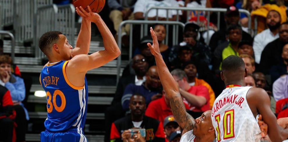Curry establece una nueva marca en NBA