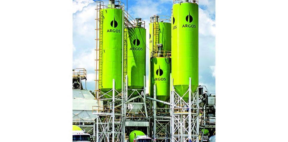 Utilidades de Cementos Argos crecen 81% en 2015