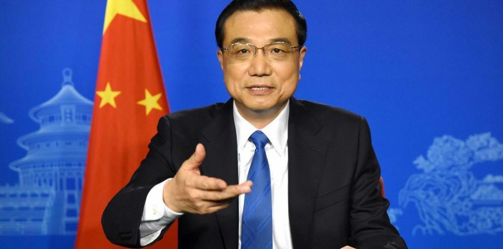 El primer ministro chino reclama coordinación en las políticas del G20
