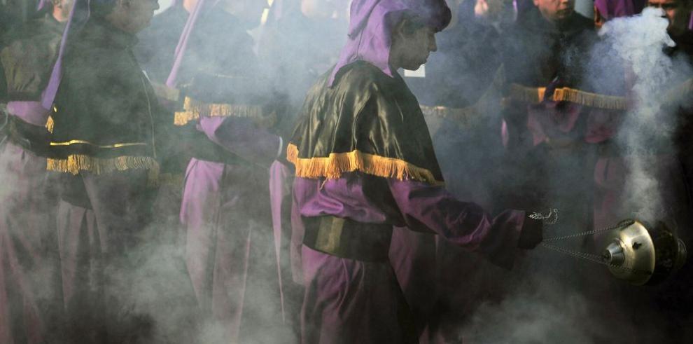 Semana Santa, aroma a incienso