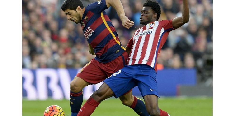 Messi y Suárez se imponen al Atlético