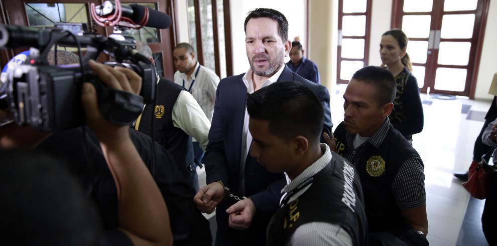 Fecha de audiencia para juicio a Ferrufino, hoy le negaron 2 incidentes