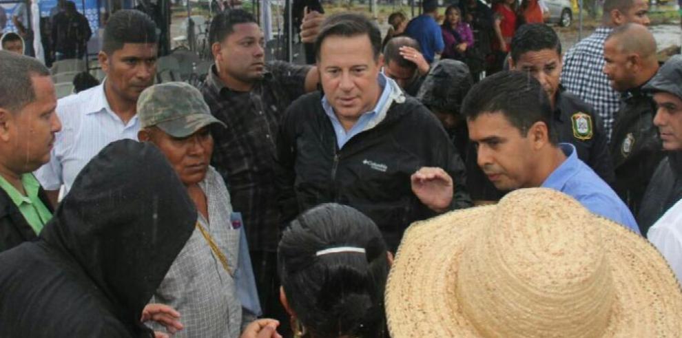 Gobierno ampliará las carreteras en Chiriquí