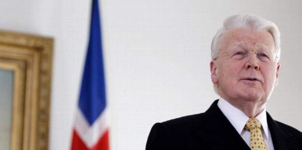 La familia del presidente de Islandia, vinculada a offshore