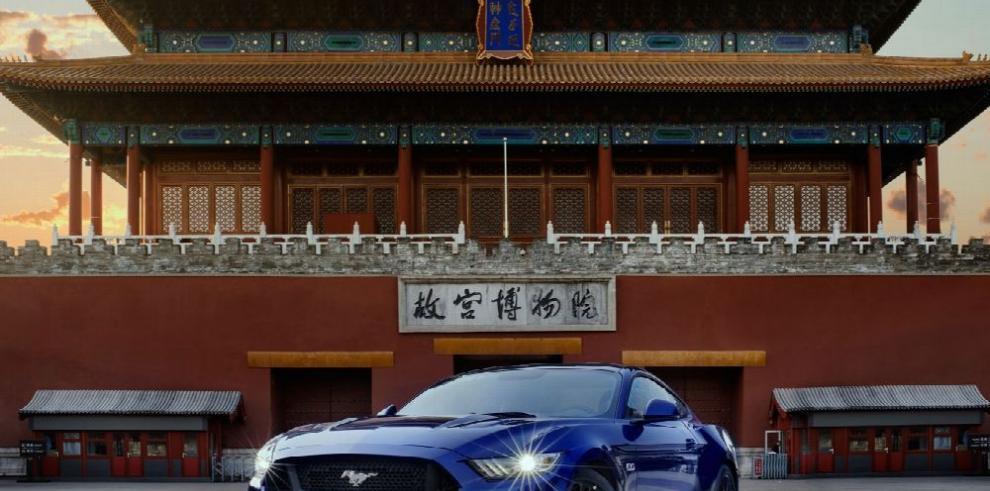 Ford Mustang, el cupé más vendido del 2015
