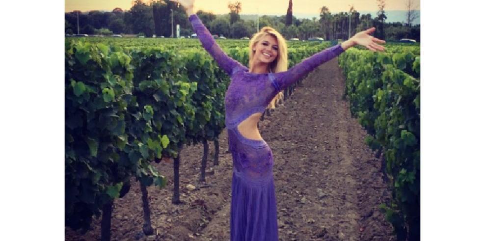 Kelly Rohrbach es la nueva Pamela Anderson de