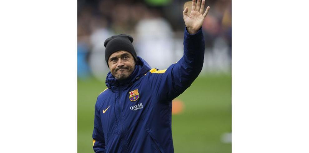 Enrique, el mejor técnico del 2015 según IFFHS