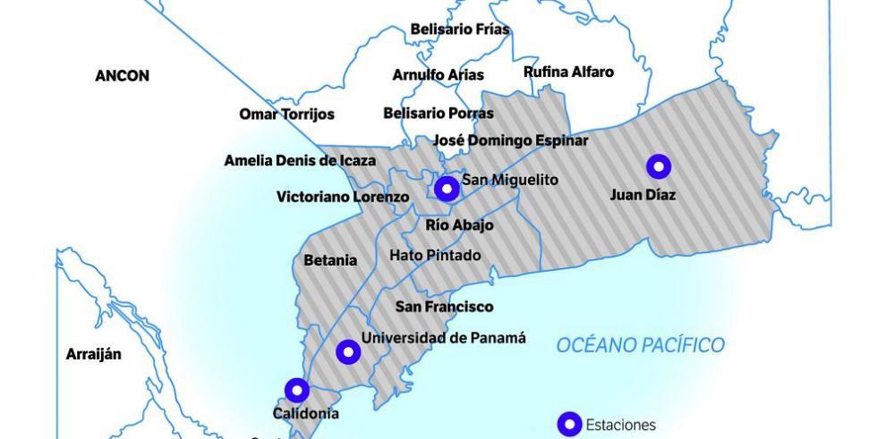 Panamá, pionero regional en estudio de contaminación