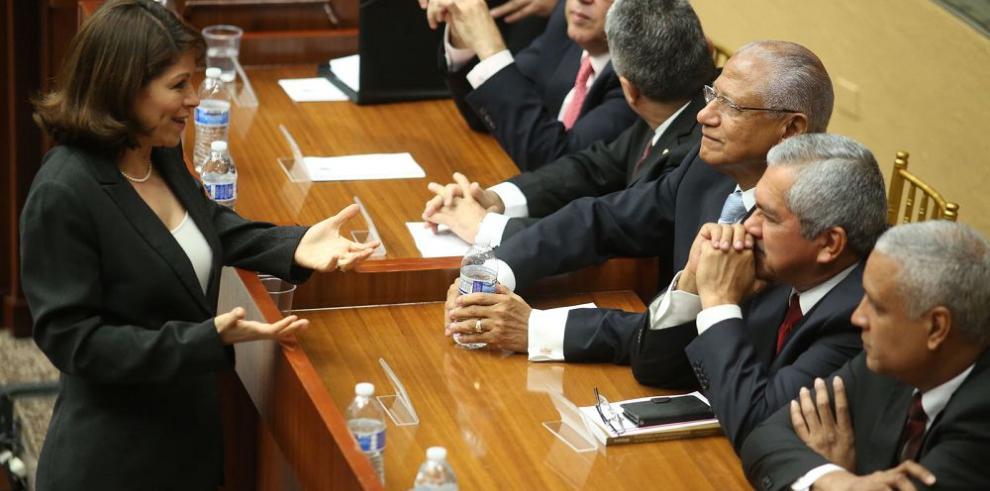 """La Corte """"blinda"""" la información del Pleno"""