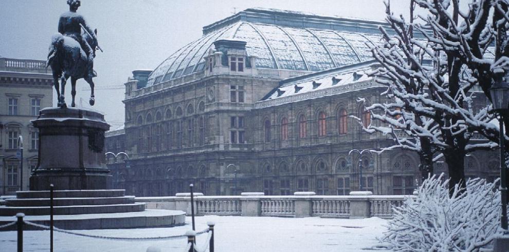 Viena, plena de música en Navidad