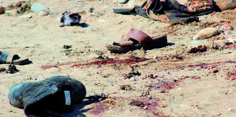 Tercer ataque del EI en un cuartel deja 49 muertos