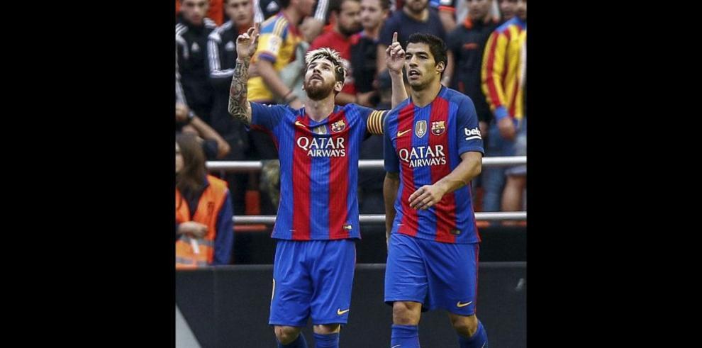 El Barcelona está perdiendo su poder de pegada