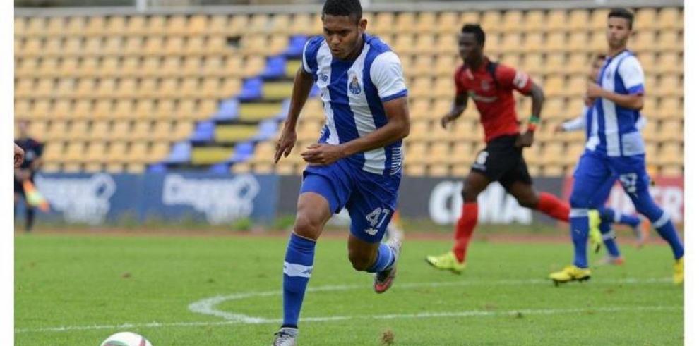 Histórico: Ismael Díaz debuta con el primer equipo del Porto