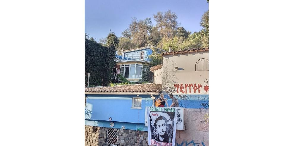 En casa de Neruda piden libertad de palestino sentenciado a muerte