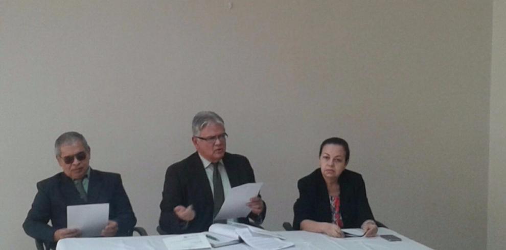 Abogados de Chiriquí condenan actuación de funcionarios judiciales